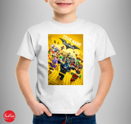 Batman Movie poster Kids T-shirt